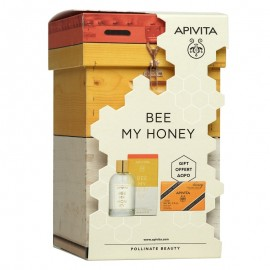 Apivita Promo Bee My Honey Eau de Toilette 100ml & Δώρο Φυσικό Σαπούνι Μέλι 125gr