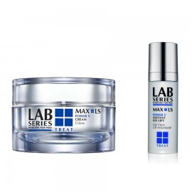 Lab Series Gift Set for Men Max LS Power V Cream 50ml & Max LS Power V Instant Eye Lift 15ml