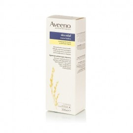 Aveeno Skin Relief Nourishing Lotion with Shea Butter, Θρεπτικό Ενυδατικό Γαλάκτωμα Σώματος με Βούτυρο Καριτέ 200ml