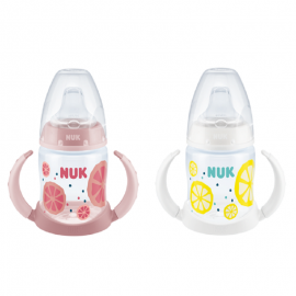 Nuk First Choice+ Learner Bottle Limited Edition Κούπα πρώτης επιλογής με λαβές 6-18 μηνών 150ml