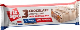 Fit Spo - 3 Chocolate Crispy 55gr
