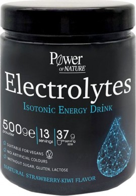 Power Health - Sport Series Electrolytes Strawberry Kiwi 500gr