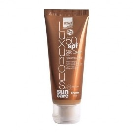 Intermed Luxurious Sun Care Silk Cover BB Cream SPF50 Bronze Biege 75ml