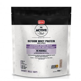 Lanes The Active Club Reform Whey Protein Moringa, Συμπύκνωμα Πρωτεΐνης Υψηλής Καθαρότητας 750g