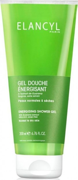 GAL-ELANCYL GEL DOUCHE ENERG.200ML