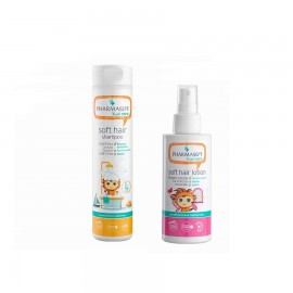 Pharmasept Gift Set Kid Care Soft Hair Shampoo 300ml & Kid Care Soft Hair Lotion 150ml