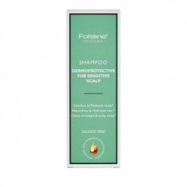 Foltene - Shampoo Dermoprotective for Sensitive Scalp, 200ml
